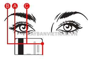 cách xác định kích cỡ kính rayban phù hợp khuôn mặt