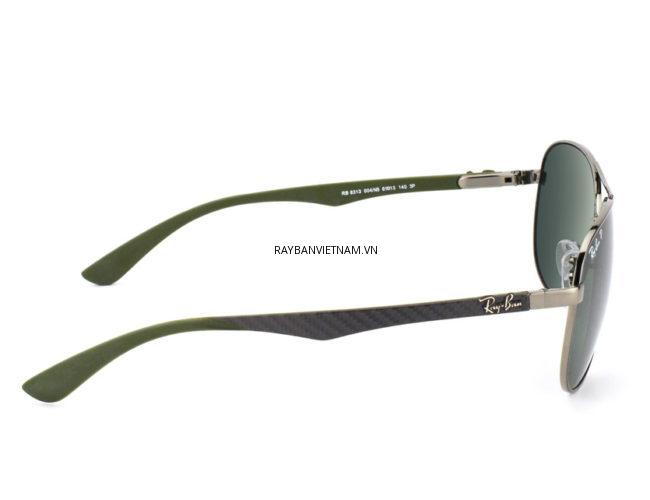 kính Rayban Aviator RB8313-004/n5 carbon fibre rayban vietnam