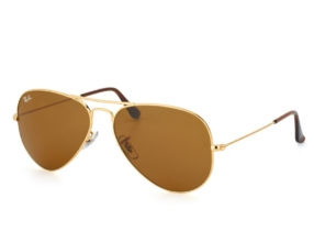 Kính Ray-Ban Aviator RB3025-001/33 Polarized nâu