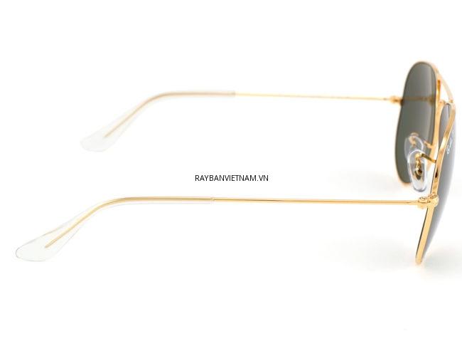 Kính Ray-Ban Aviator RB3025-001/58 Polarised xanh