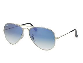 Kính Ray-Ban Aviator RB3025-003/3F xanh dương chuyển màu