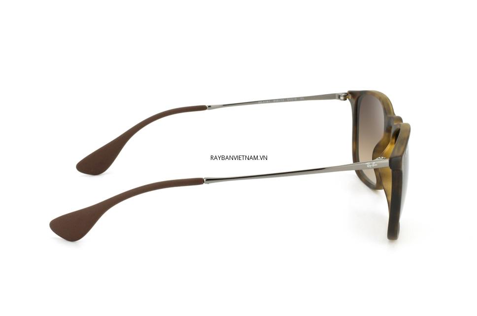 f36bb38ad5 Ray Ban 4187 Havana. Ray Ban RB4187 Chris 965 13 59MM Polarized Sunglasses  ...