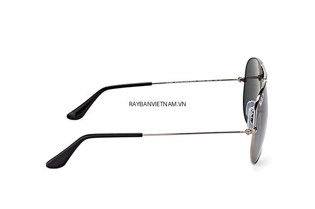 Kính Ray-Ban Aviator RB3025-004/58 tròng xanh Polarzied