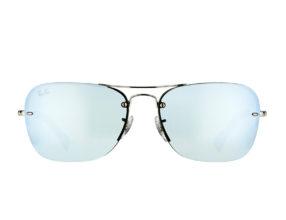 Kính Ray-Ban highstreet RB3541-003/30 tròng tráng gương xanh dương