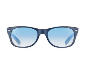 Kính Ray-Ban New Wayfarer RB2132F-6308/3F Gradient Blue
