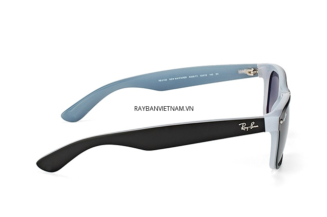 Kính Ray-Ban New Wayfarer RB2132-6309/71 tròng xám