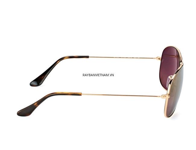 Kính Ray-Ban Chromance RB3562-001/6B tròng tím Polarized