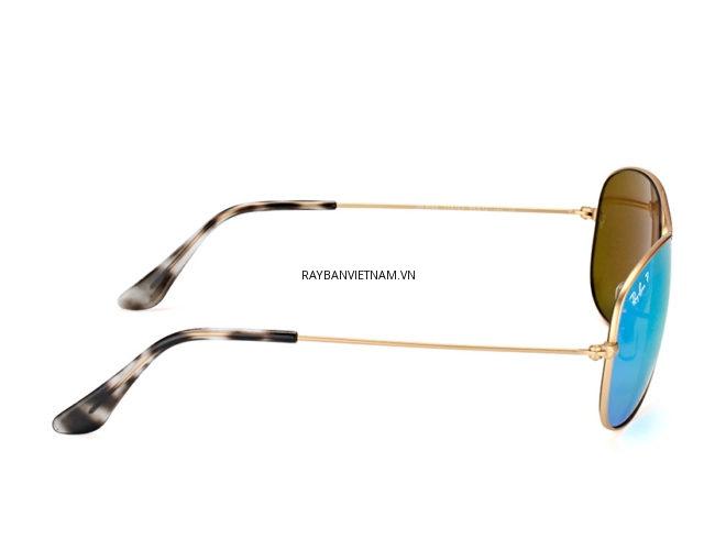 Kính Ray-Ban Chromance RB3562-112/A1 tròng nâu Polarized